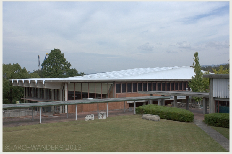 modernist Aichi Prefectural University of Fine Arts and Music 38
